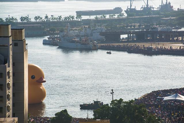 Rubber Duck / Kaohsiung