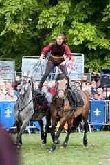 Cavalry charge (_NicoDem_) Tags: horse france training canon cheval mark medieval ii 5d fête journée patrimoine dressage châteauthierry médiévale 5dmarkii 5dmkii