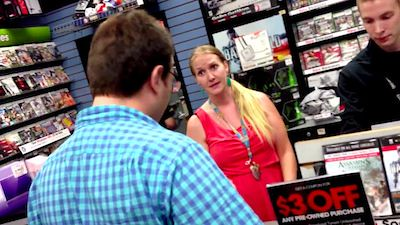 Video Guy gets a Gamestop Manager fired