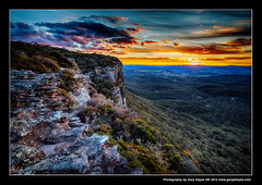 Wonderful Blue Mountains, Canon 5D3 1484 (Gary Hayes) Tags: cliff drive sydney australia bluemountains falls wentworth