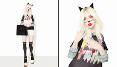 Lookbook. 109 (LiLiCatty (  )  ( RL busy )) Tags: fashion blog truth blogger secondlife bcc offbeat lookbook tsg slink essenses sugarheart izzies ohmai amitomo {montissu} junburg