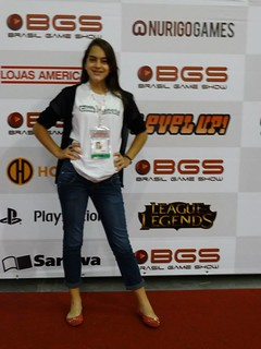 Marcela Martins no BGS 2013