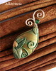 VegetAria in Verde e Oro O2, front side (Alkhymeia) Tags: wood autumn green art fall nature leaves forest work silver wrapping spiral liberty gold necklace leaf wire woods arte natural artistic handmade spirals unique ooak magic deep wrapped jewelry bijoux pasta jewellery polymerclay fimo fairy fantasy clay wicked copper handcrafted fairies wearable nouveau emerald autumnal pendant enchanted whimsical handcraft wiccan elvish polymer wirework neckpiece premo bijouterie wirewrapping wirewrapped arcilla argilla artigianato ciondolo incantato artigianale polimer bizuteria sintetica polimerica boscoso polimerkil boschivo alkhymeia