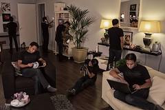 Just an ordinary Saturday morning (Asbreuk) Tags: home canon lens eos living apartment room saturday l enschede rik ordinary asbreuk