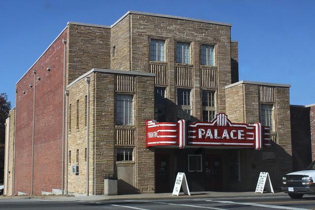 Palace Theater - Crossville, TN