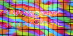 Light Experimentation (tackyshack) Tags: light lightpainting reflection painting grate pond neon lp paintingwithlight dlw lightpainter tennisracket steelwool lightphotography lightjunkie tackyshack woolspin lenscaptrick digitallightwand ©jeremyjackson
