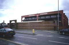 Belfast - Central Station Frontage