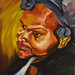 HEAD OF A GIRL -- Celimpilo Dlamini -- SZL 1,500