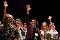 Jennifer Holliday and Living Jazz take the stage