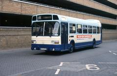 PVF 370R (markkirk85) Tags: new bus buses national eastern peterborough leyland counties viscount pvf 121976 pvf370r 370r ln570