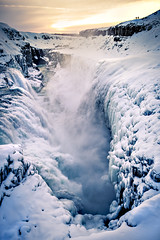 Gullfoss Waterfall (2) (oskarpall) Tags: