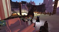 Avilion Loch/Nexus - Missing treasure RP (Osiris LeShelle) Tags: life search missing treasure medieval fantasy secondlife second loch quest vikings nexus roleplay avilion