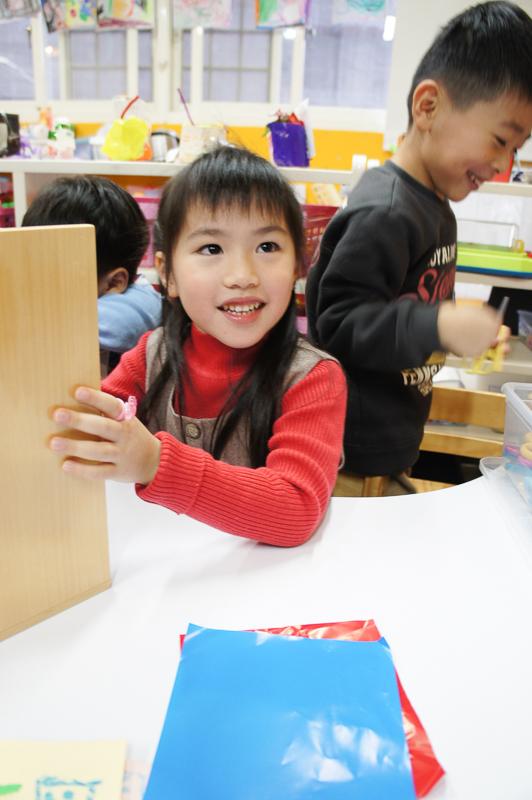 20140114 彩虹愛心班歷程展