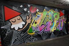 Cobwebs (Gerben's Photos) Tags: streetart graffiti utrecht kbtr