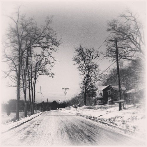 road county old trees winter bw white house snow lines electric rural blackwhite md bare country maryland covered fade poles vignette allegany hazenroad javcon117 frostphotos instagram flickrandroidapp:filter=none