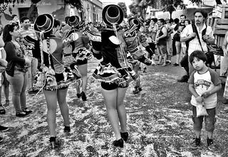 Carnaval del Roto Chileno 2014, adjunto entrevista a Buenafoto.es
