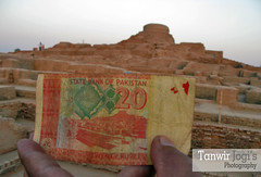 Moenjodaro on a Currency Note (Tanwir Jogi ( www.thetrekkerz.org )) Tags: travel pakistan travelling beautiful trekking trek colours note cannon 20 punjab tours sind lahore currency treks daro jogi g9 beautifulpakistan trekkinginpakistan moenjodaro cannong9 tanwir thetrekkerz tourisminpakistan tanwirjogi wwwthetrekkerzorg travellinginpakistan moenjo