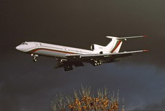 LZ-BTZ Tu-154M Bulgarian Government (ChrisChen76) Tags: heathrow bulgaria tu154 tu154m bulgariangovernment