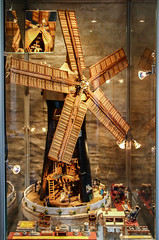 Holgate windmill model