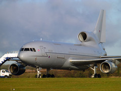 RAF Tristar ZD952 (Bristol Airport Spotter) Tags: life plane airplane airport jet gloucestershire storage end parked passenger scrap airliner airfield asi glos cotswold kemble egbp cirenceeter