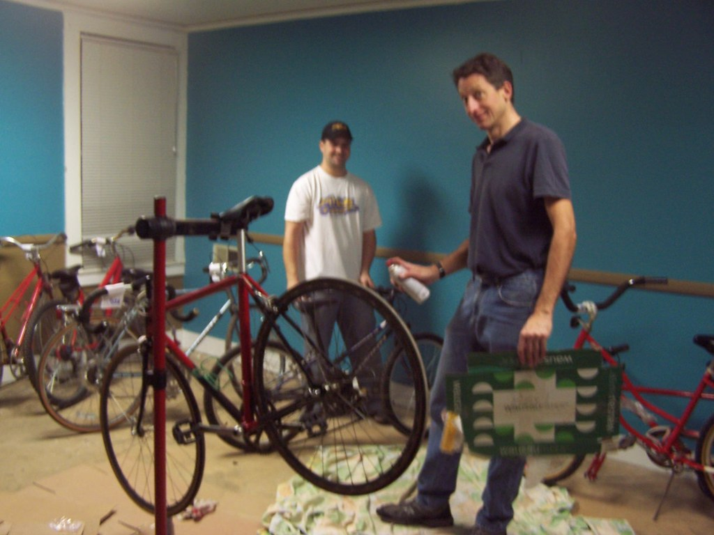 hub cycle workshop 103006