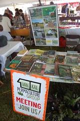 "Van-Kal Permaculture Booth at Harvest Fest <a style=""margin-left:10px; font-size:0.8em;"" href=""http://www.flickr.com/photos/91915217@N00/12450201223/"" target=""_blank"">@flickr</a>"
