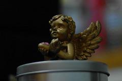 Angel caught in the middle of Light and Darkness (Rickloh) Tags: light black angel bokeh rick samsung nx mirrorless beyondbokeh nx11 rickloh nxsg