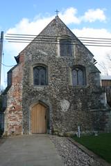 Clare Priory (simon_white) Tags: uk church suffolk clare priory augustinian clarepriory motherofgoodcounsel