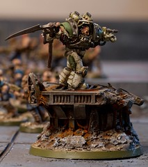 Calas Typhon (jontlaw) Tags: games 40k workshop calas 40000 typhon forgeworld preheresy deathguard vision:sunset=051 vision:sky=0772 vision:outdoor=0801 vision:clouds=0574