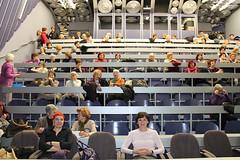 Letni občni zbor in predavanje v Kliničnem centru