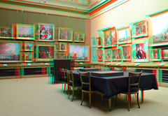 Teylers Paintings Gallery 3D