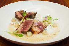 Seared Duck Breast (Tom Noe) Tags: dinner marriott lunch organic sustainable jeffjarrett amp150 ohiobeef marriottcleveland