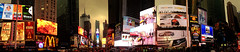 17-52 signs (sandyfeetphoto) Tags: signs pano timessquare iphone 52weekproject wickedwasawesome