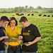 cafnr students_south farm_0209