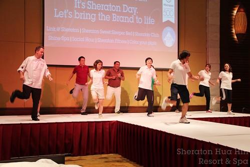Sheraton Day 2014