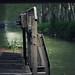 La Passerelle au milieu du Canal