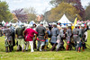 [2014-04-19@15.06.09a] (Untempered Photography) Tags: history costume fight helmet battle medieval weapon sword knight shield combat armour reenactment skirmish combatant chainmail canonef50mmf14 perioddress platearmour mailarmour untemperedeye canoneos5dmkiii untemperedeyephotography glastonburymedievalfayre2014