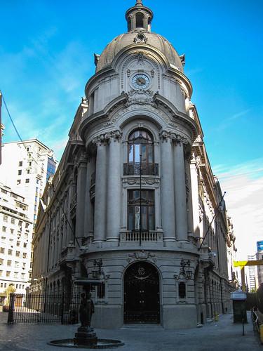 Thumbnail from Santiago Stock Exchange