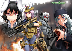 Anime call of duty (Vangeli MacTavish) Tags: callofduty mw3 modernwarfare2