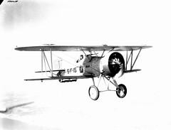 00036875 SDASM (San Diego Air & Space Museum Archives) Tags: northisland haase sandiego usnavy vf5 vf5b aviation aircraft airplane biplane militaryaviation navalaviation unitedstatesnavy usn boeing boeingmodel223 boeing223 boeingf4b boeingf4b2 f4b f4b2 prattwhitney prattwhitneyr1340 r1340 prattwhitneyr13408 r13408