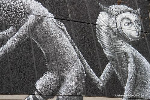 Graffiti Exhibition at Southbank 7