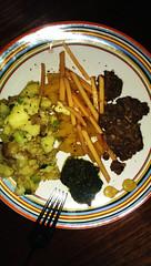 home-style Burns night (r0sejam) Tags: food yum haggis iittala turnip champ burnsnight