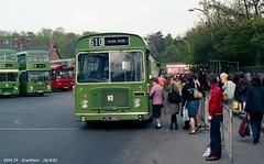 Lincolnshire 1214 820426 Grantham [jg] (maljoe) Tags: bristol nbc lincolnshire ecw easterncoachworks nationalbuscompany bristolre lincolnshireroadcar