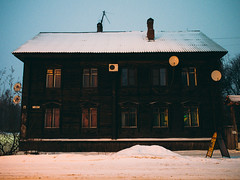 January 9th (adventurous_irusha) Tags: winter snow architecture russia oldbuilding uglich