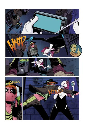 "Spider-Gwen_1_Preview_1 • <a style=""font-size:0.8em;"" href=""http://www.flickr.com/photos/118682276@N08/15813955723/"" target=""_blank"">View on Flickr</a>"