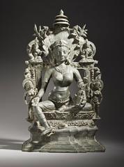 The Serpent Goddess Manasa LACMA M.83.1.2 (1 of 7) (Fæ) Tags: primary manasa wikimediacommons imagesfromlacmauploadedbyfæ sculpturesfromindiainthelosangelescountymuseumofart m8312