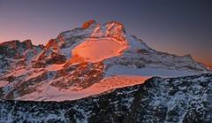 Quirl 3251m (ernst.weberhofer) Tags: sunrise sonnenaufgang osttirol simonyspitze quirl hohetauern malhamspitze