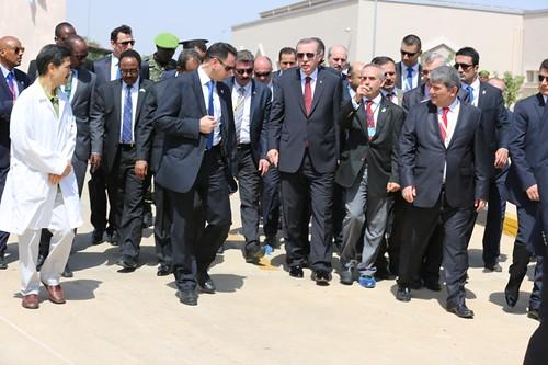 Erdogan's Visit to Somalia (25)