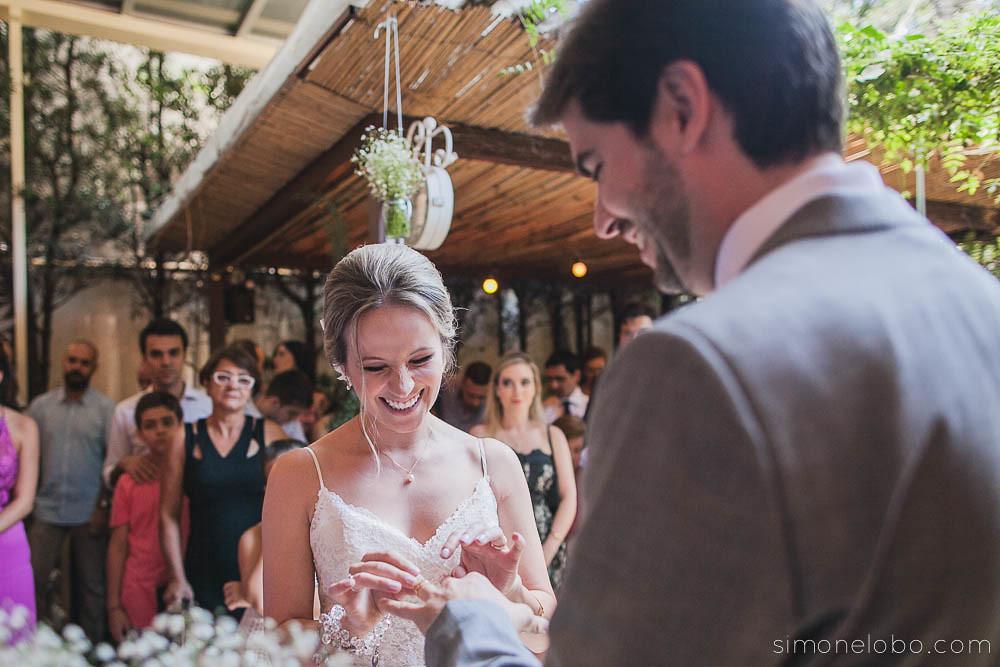 Casamento de dia, Casamento no Ruella,