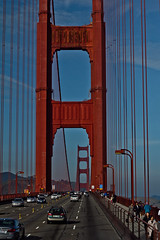 Golden Gate (jibranjjalil) Tags: sanfrancisco bridge amazing streetphotography goldengate incredible firsttime bigbus 7wonders beautifulcity beautifulred